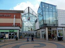 Nuneaton, Ropewalk Shopping Centre, Warwickshire © John Welford